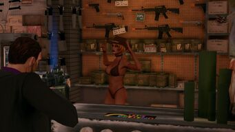 Let's Pretend - Hold Ups in Saints Row The Third