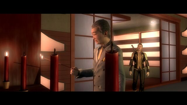 File:Kanto Connection - Kazuo Akuji lighting a candle.jpg