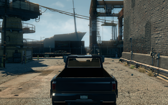Compensator - rear in Saints Row The Third