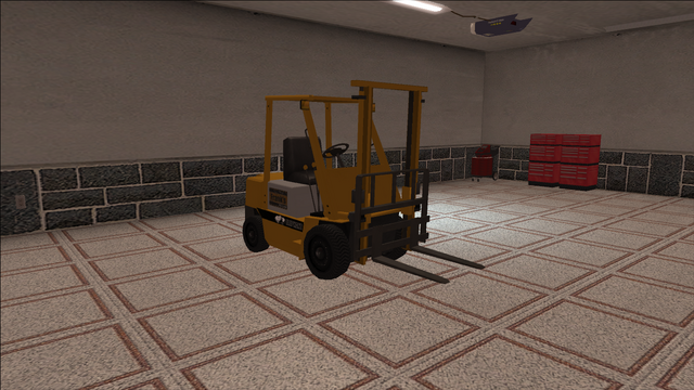 File:Saints Row variants - Forklift - standard - front right.png