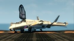 F-69 VTOL - front left in Saints Row The Third