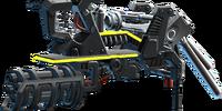 Lasergun Arm