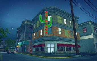 Encanto in Saints Row 2 - Cachonda