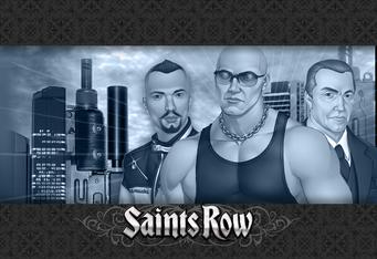 Saints Row demo wallpaper - Westside Rollerz