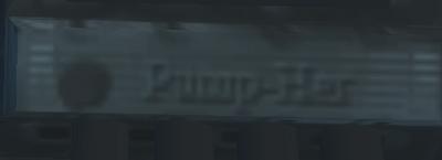 Frenzy - Pump-Her written on engine