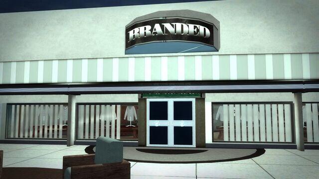 File:Branded in Wardill Airport - exterior entrance.jpg