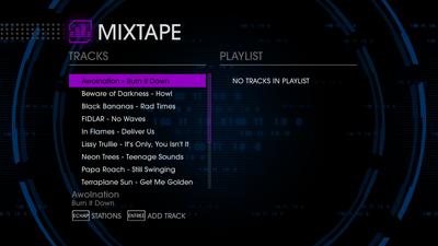 GenX 89 tracks in Saints Row IV - first 9 tracks