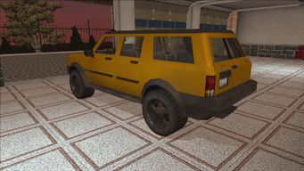 Saints Row variants - Traxx Master - Offroad - rear left