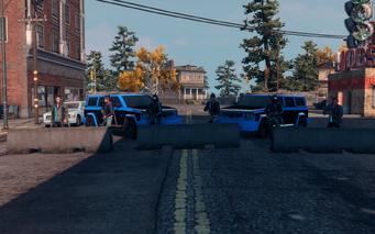 SRTT Roadblock - Deckers level 3 - small