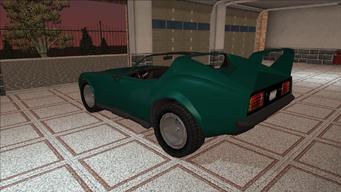 Saints Row variants - Venom Classic - Sports - rear left