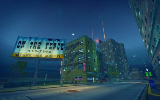 File:Adept Way in Saints Row 2 - On The Fence billboard.jpg