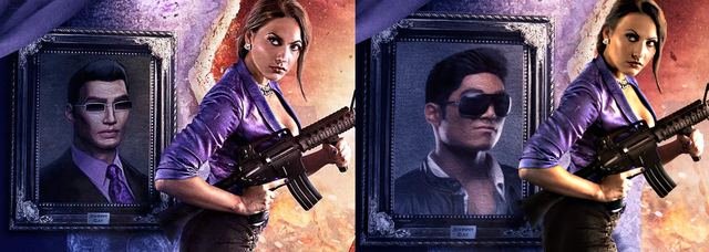 File:Comparison of Gat portraits in Saints Row IV artwork.png