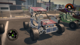 Mongoose - Company of Gyros variant in Saints Row 2