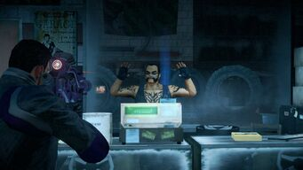 Rim Jobs - Hold Ups in Saints Row IV