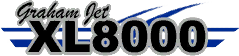 Graham Jet XL8000 logo