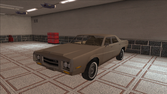 Saints Row variants - Cavallaro - Beater - front left