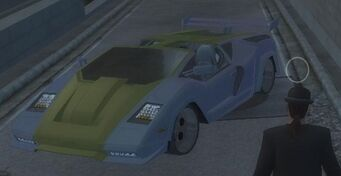 Superiore - front left in Saints Row 2