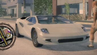 Attrazione - front right in Saints Row 2