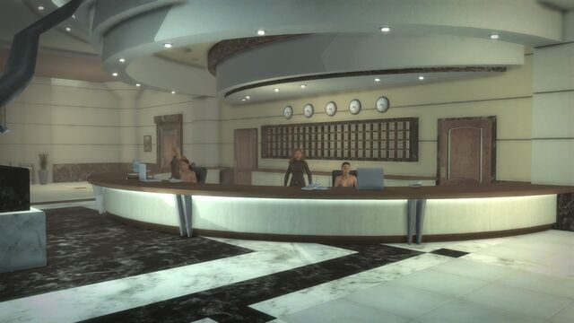 File:Heron Hotel - interior lobby reception desk.jpg