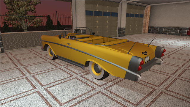 File:Saints Row variants - Hollywood - ClassicYellow3 - rear left.png