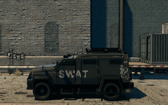 Lockdown - left in Saints Row The Third