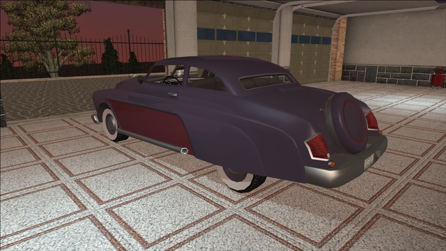 File:Saints Row variants - Gunslinger - Classic Hardtop - rear left.png