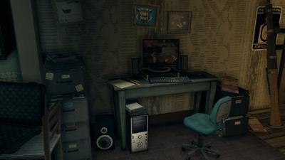 Shaundi's Loft - computer