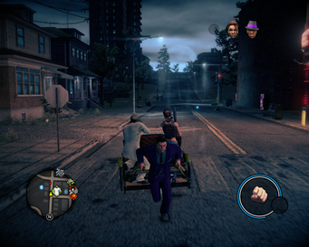 Saints Row IV Pony cart