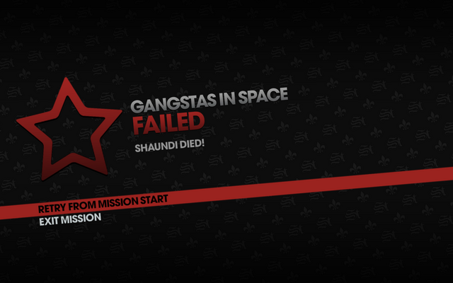 File:Gangstas in Space fail screen.png