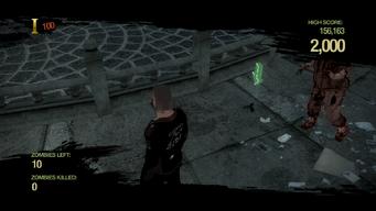Zombie Uprising - NR4 location