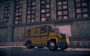 Titan - front right in shadow in Saints Row IV