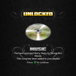 Saints Row unlockable - Music - Hurry, Hurry