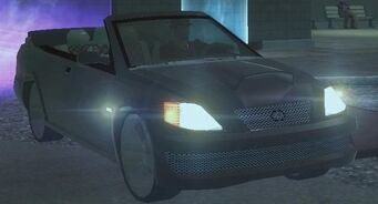 Eiswolf - front right with headlights in Saints Row 2