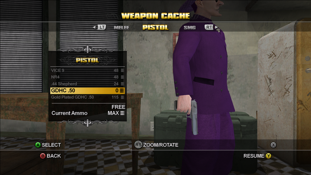 File:GDHC .50 Pistol in the Weapons Cache in Saints Row.png
