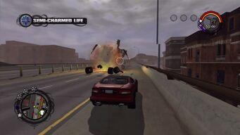 Semi-Charmed Life - Goliath exploding