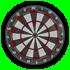File:Saints Row 2 clothing logo - darts.png