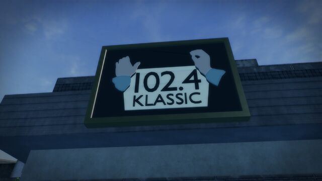 File:102.4 Klassic advertisement on the Rounds Square Shopping Center.jpg