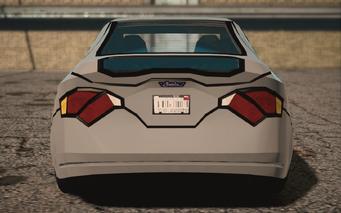 Saints Row IV variants - Solar Average - rear