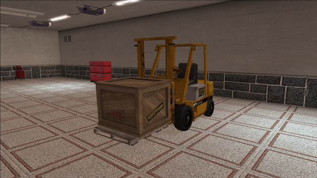 File:Saints Row variants - Forklift - industrial with crate - front left.png
