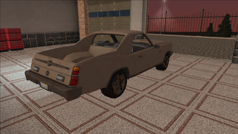 Saints Row variants - La Fuerza - Beater - rear right