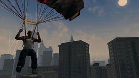 Parachute - Saints Row 2 promo