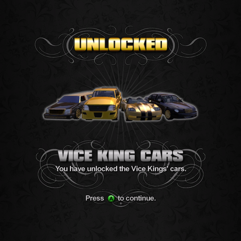 File:Saints Row unlockable - Vehicles - Vice King Cars - Status Quo, Mag, Rattler, Zomkah.png