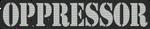Oppressor - Saints Row The Third logo