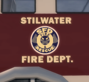 Stilwater Fire Department logo