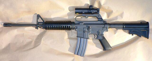 File:AR-15 Sporter SP1 Carbine.jpg
