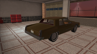 Saints Row variants - Stiletto - Standard - rear right