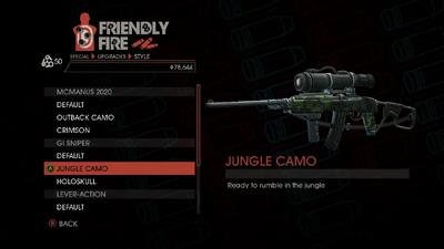 Weapon - Special - Sniper Rifle - GI Sniper - Jungle Camo