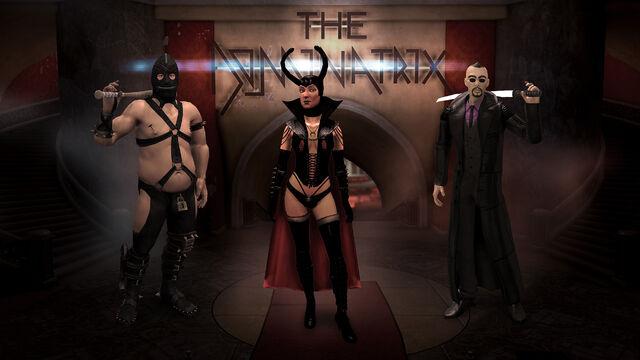 File:Enter the Dominatrix - The Dominatrix, Dom, and Donnie.jpg