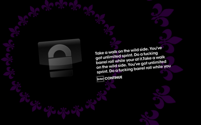 File:Unlockable default placeholder text in Saints Row The Third.png
