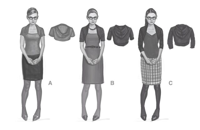 File:Kinzie Kensington Saints Row IV Concept Art - 3 outfits.jpg